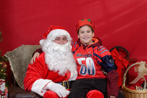 Fauquier 13U Wolfpack 'Chili with Santa' Fundraiser